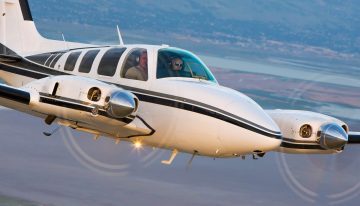 The Beechcraft 58 Baron: Crown Royalty of the Light-Twin World