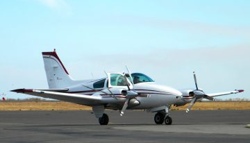 MBA Receives STC For Bonanza, Baron Nose Door Hinge Upgrade Kit