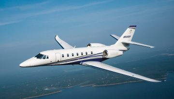 Cessna Citation Sovereign and Latitude Add Steep Approach Certification