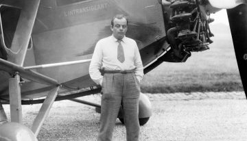 Antoine de Saint-Exupery: World Famous Author and Renowned Aviator