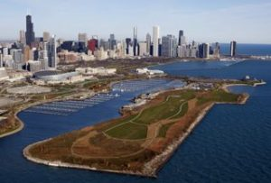meigs field is now northerly island park