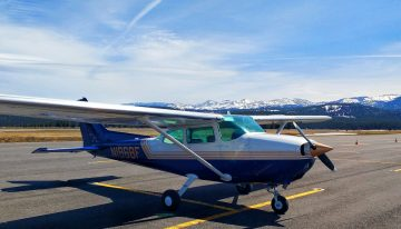 Flight Lesson Journal: Reno-Stead Airport and Flying in Turbulence