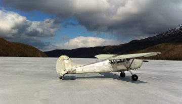 RAF, Alaska DoT Asking for Pilot Input on Backcountry Airstrips