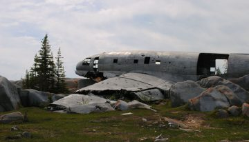 The World of Aviation Archaeology and Searching For Aircraft Wrecks