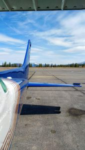 the skyhawk i flew to reno-stead airport