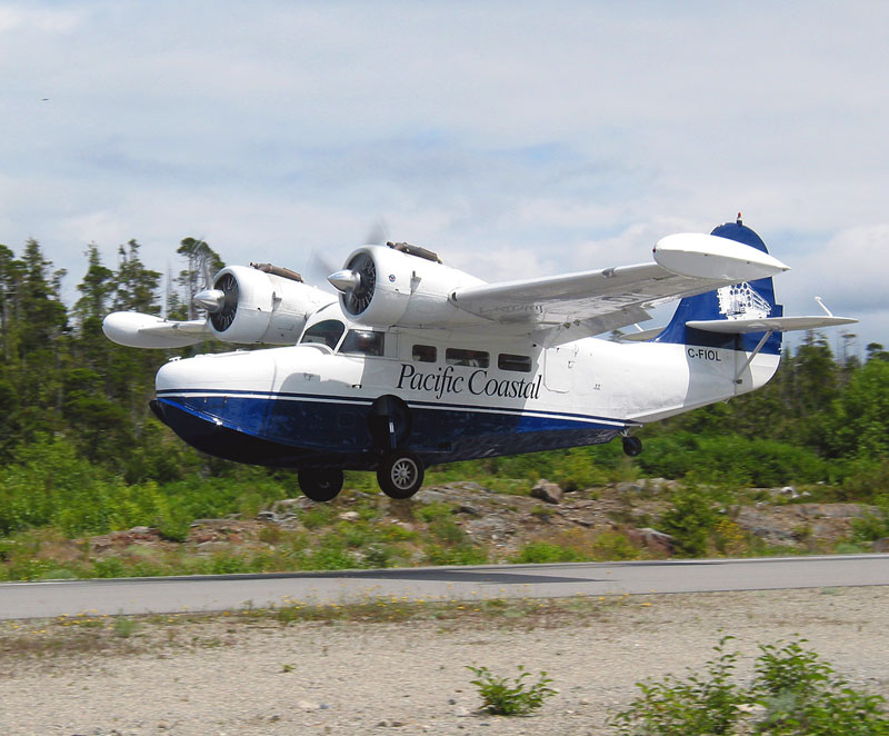 The Grumman Goose Still Soars 80 Years Later • Disciples of