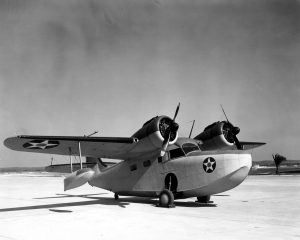 navy version of a grumman goose