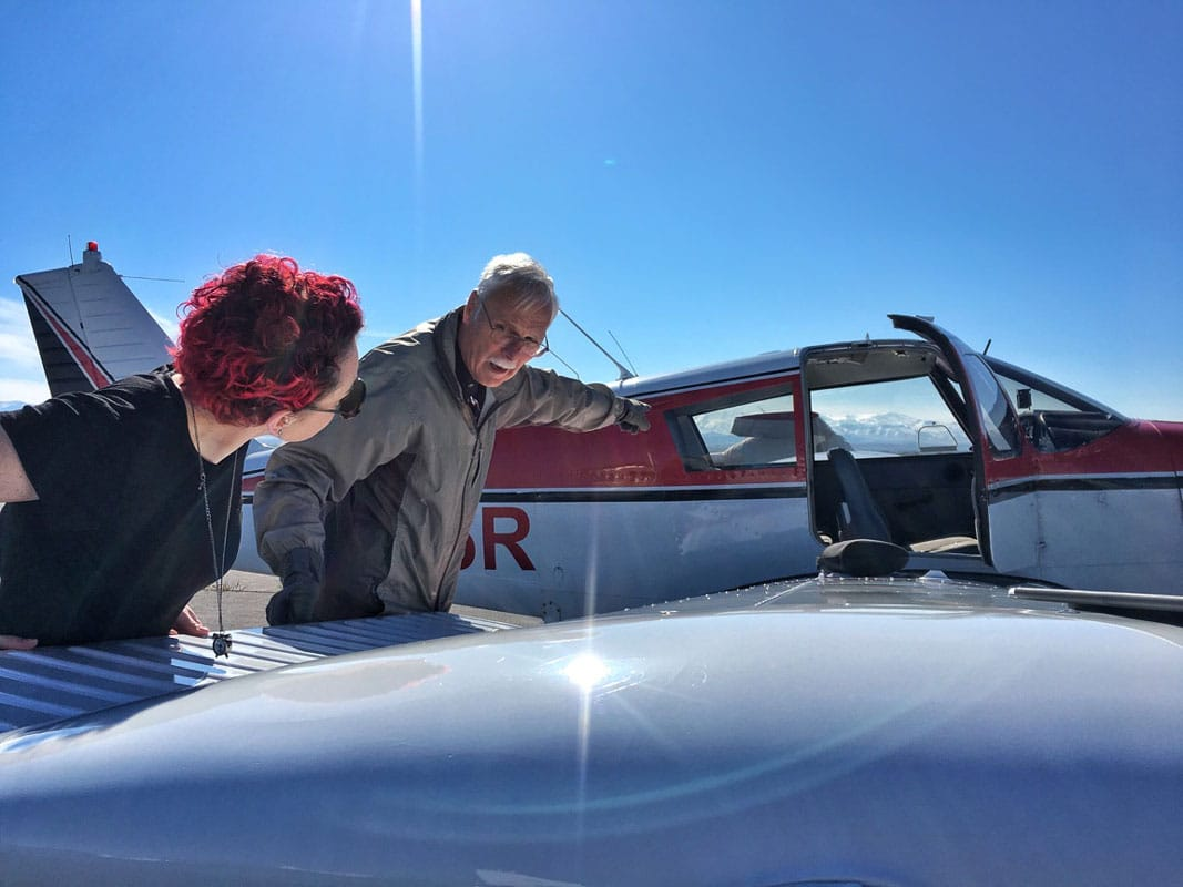 Flight Lesson Journal: Falling in Love with the Piper Cherokee