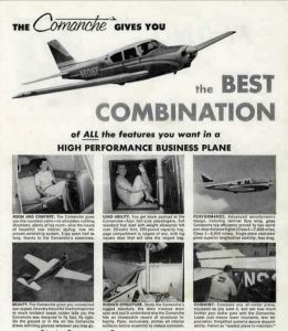 piper-comanche-advertisment