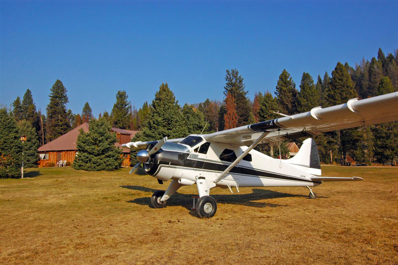 de Havilland Beaver at Suphur Ranch