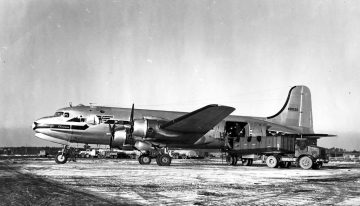 The Aircraft That Moved the Berlin Airlift