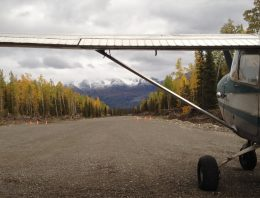 RAF, Local Alaska EAA Group Working with NPS to Clean Up Jake's Bar