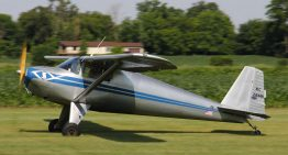 FAA Issues SAIB For Landing Gear Corrosion in Some Luscombe Aircraft