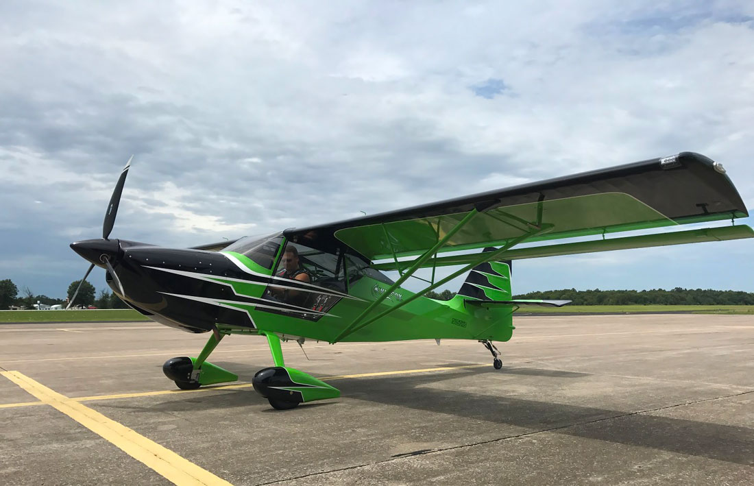 Kitfox Aircraft Reveals the 2017 Speedster