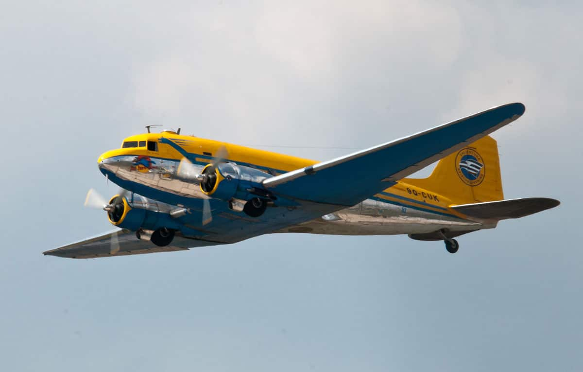 The Douglas DC-3: 81 Years and Going Strong