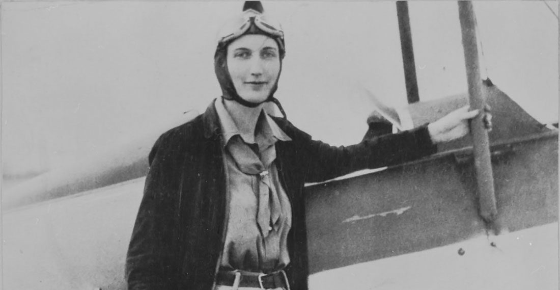 Aviatior Beryl Markham